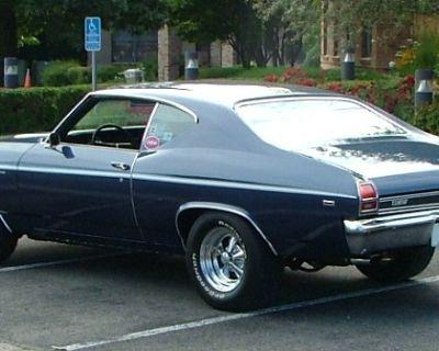1969 SS 396 Chevelle