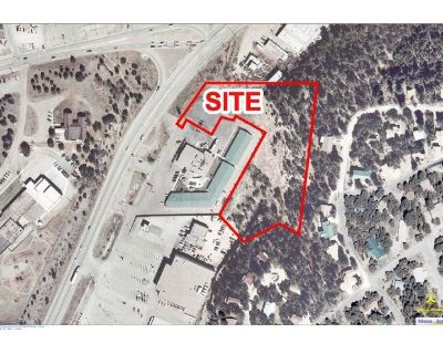 4 Acres of Highly Visible Land @ US 70 & Sudderth, Ruidoso, NM
