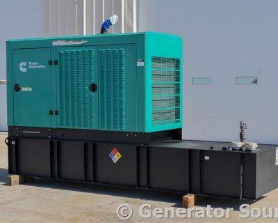 2017 CUMMINS 60 KW Generators, Electric Power