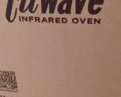 NuWave INFRARED PRO PLUS OVEN