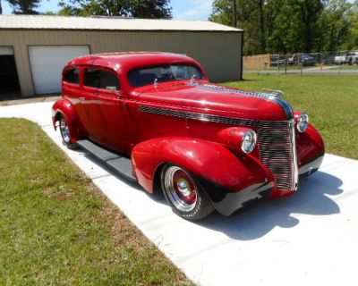 1937 Pontiac Chopped Top Custom Sedan