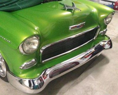 1955 Chevy Billet Grill