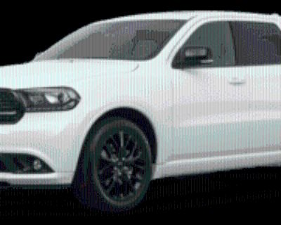 2018 Dodge Durango R/T
