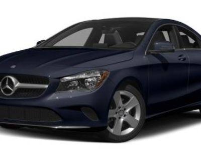 2018 Mercedes-Benz CLA CLA 250