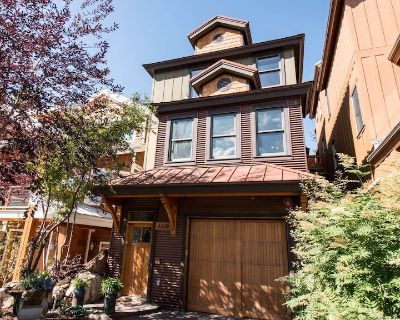 Park City - Old Town Private Home - Downtown Park City