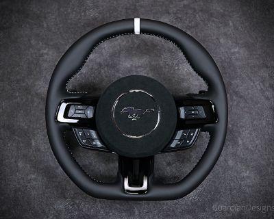 GuardianDesigns OEM+ steering wheels for mk6/S550 (2015-)!