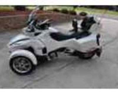 2011 Can Am Spyder Rt Limited Se5