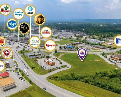 New Shepherdsville Retail Development :: FOR LEASE