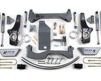 "Bds 6"" Suspension Lift Kit Ford F150 1/2 Ton 1997-2003 4wd 5.4l 4.6l"