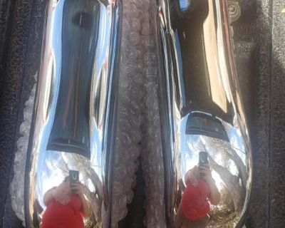 new euro bumper guards 2 pairs
