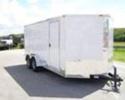 2020 South Georgia Cargo 7x16 Tandem Axle