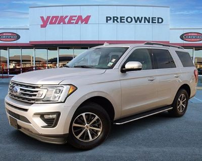 Pre-Owned 2018 Ford Expedition XLT Sport Utility RWD