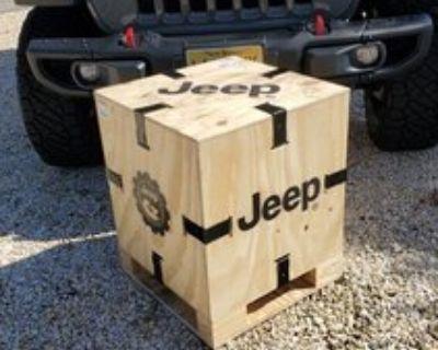 Washington - WTB MOPAR wood lift kit crate.