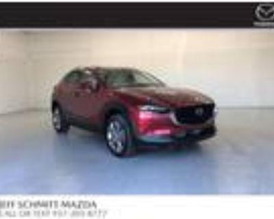 2021 Mazda CX-3 Red, 8K miles