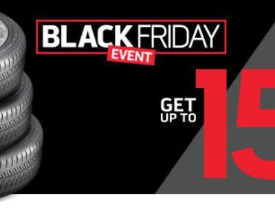 2019 Black Friday Tire & Wheel Deals!