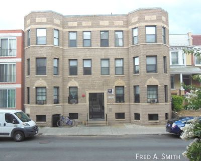 Spacious Columbia Heights One-Bedroom Available NOW!