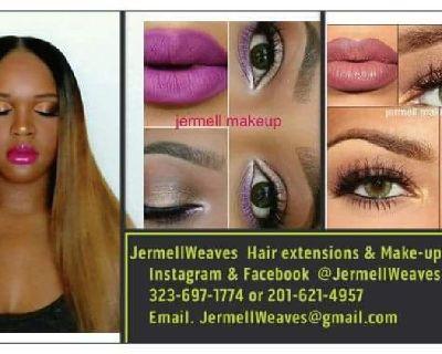 Hair salon Professional Hairstylist & Make-up Artist