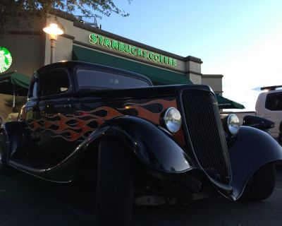 1933 Ford All Steel 5 Window Coupe trade offers over under 35k