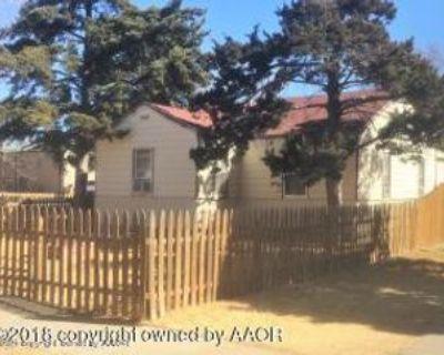 3301 S Jackson St, Amarillo, TX 79109 2 Bedroom Apartment