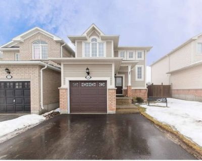 Spacious Basement Apartment with Seperate Entrance, Kitchen & Washroom - Bowmanville