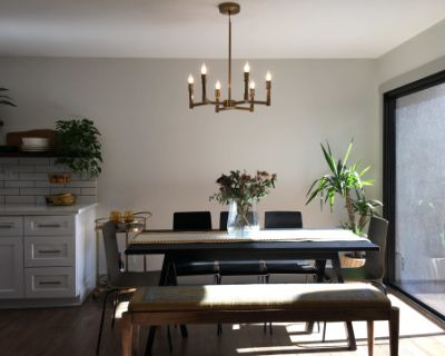 Light, Bright, and Airy Blank Canvas, Chatsworth, CA
