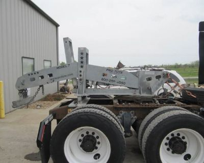 Pro-tote Wrecker - Army Cranes & Wreckers-Forklift- Dodge 4x4Ram- New and Used Truck Parts -Shop Too