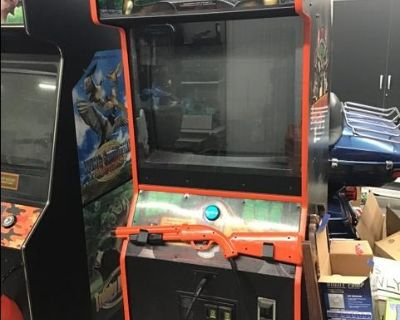 Big Buck Hunter II arcade