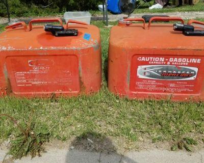 Mercury 6 Gallon Boat Fuel Tanks