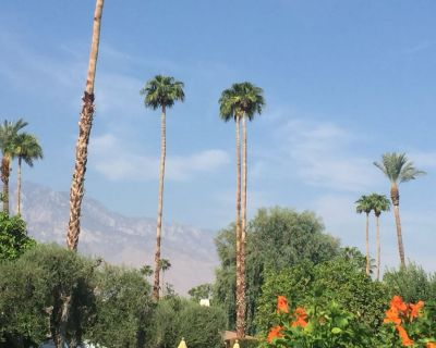 Convenient central Palm Springs area location, and great outdoor living space - Rancho Mirage