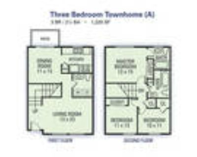Village at Wesley Chapel Apartment Homes - 3 Bedroom Townhome A