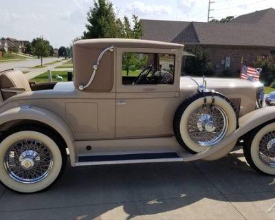 1928 Cadillac LaSalle