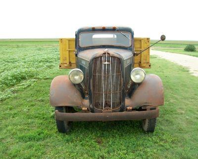 1936 Dodge Brothers