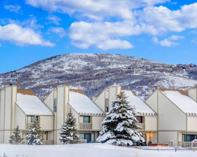 Convenient location on shuttle route with fantastic mountain views and fully updated interior! - Park Meadows