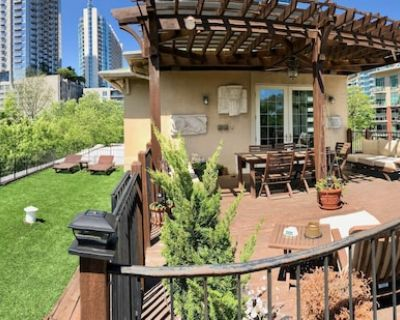 2 Story Penthouse & Private Terrace - Midtown