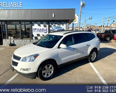 Used 2012 Chevrolet Traverse FWD 4dr LT w/1LT