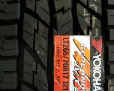 """""""SALE""""-New 10 ply Tire set """"SPECIALS"""""""
