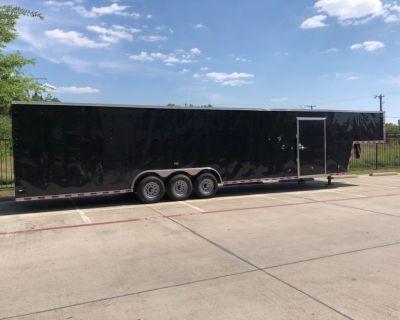 2019 42 Ft. Gooseneck Cargo Trailer