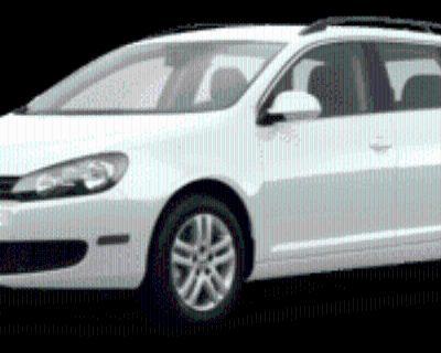 2014 Volkswagen Jetta SportWagen TDI with Sunroof DSG