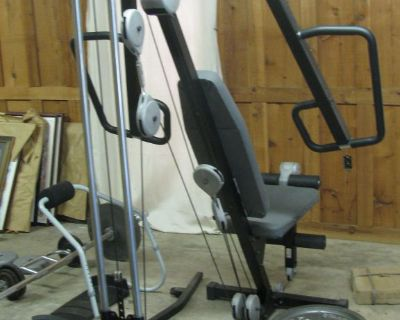 Various Weight-Lifting Equipment (5 items)