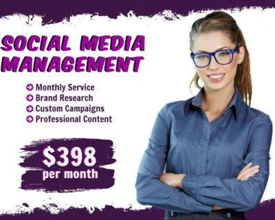 🎯🎯🎯Social Media Marketing Services #️⃣Social Media Management