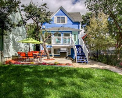 Chic Victorian Duplex use of both Upper and Lower Units Colorado City - Old Colorado City
