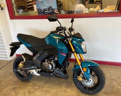 2021 Kawasaki Z125 Pro Sport Jamestown, NY