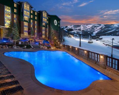 Marriott Mountainside Luxury 2-Bedroom w/ fireplace - Downtown Park City