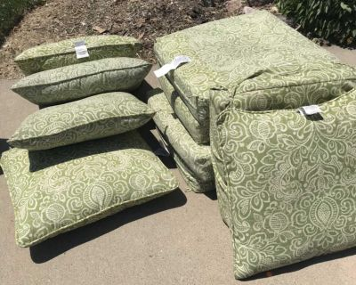 5 sets for deep seat patio chairs