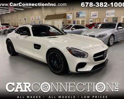 Used 2017 Mercedes-Benz AMG GT AMG GT Coupe