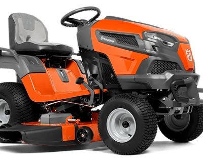 2021 Husqvarna Power Equipment TS 248XD 48 in. Kawasaki FR Series 23 hp Lawn Tractors Hancock, WI