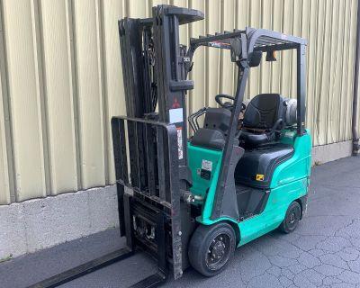 2015 Mitsubishi Forklift FGC15N