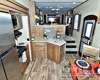 2017 Keystone Laredo 340FL