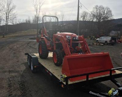 Brush Hogging/Rototilling/Fence Maintenance (Delaware/Chenango/Otsego Counties/Broome)