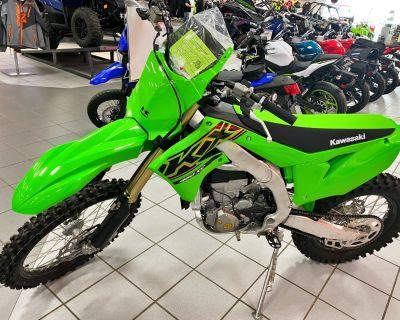 2021 Kawasaki KX 450X Motorcycle Off Road Kaukauna, WI